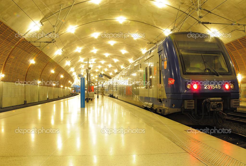 Monaco Monte Carlo Train Station Monaco-monte-carlo Railway