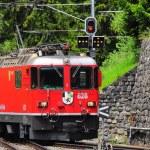Passenger train. — Stock Photo #35529291