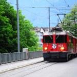 Passenger train. — Stock Photo #35597891