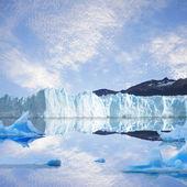 Glacier. — Stock Photo