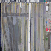 Toronto Union railway station. — Stock Photo