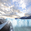 Photo: Perito Moreno glacier.