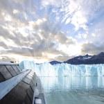 ペリト ・ モレノ氷河 — ストック写真