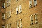 Vieux appartements. — Photo