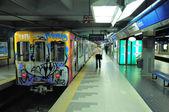 Metro w buenos aires. — Zdjęcie stockowe