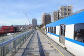"Train of ""Metro Valparaiso"". — Stock Photo"