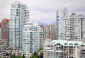 Vancouver downtown. — Stock fotografie