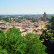 Panoramic view of Cesena (FC), Emilia Romagna, Italy — Stock Photo