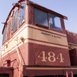 Antique Train Car — Stock Photo #28085409