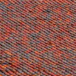 Seamless terracota roof tile - pattern for continuous replicate. — Stock Photo