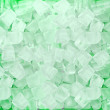 Background of ice cubes — Stock Photo #28300481