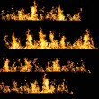 Fire flame background — Stock Photo #28368987