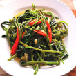 Stir Fried Water Spinach — Stock Photo #28372727