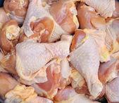 Leg of a chicken — Stock Photo