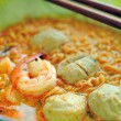 Prawn mee, prawn noodles — Stock Photo #28393643
