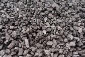 Heap of coal — Stock Photo