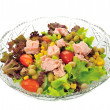 Salad with tuna — Stock Photo #28472985