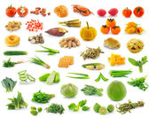 Collection of food — Stock Photo