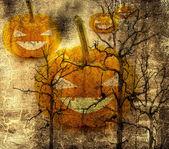 Halloween w tle — Zdjęcie stockowe