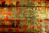 Abstract the old grunge wall for background — Stock fotografie