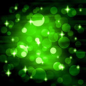 Abstract green background for Christmas — Stock Photo
