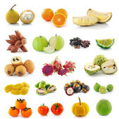 Tropical fruits. — Stock Photo