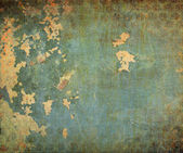 Abstract the old grunge wall — Stockfoto