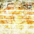 Stock Photo: Abstract old grunge wall