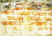 Abstract old grunge wall — Stock Photo