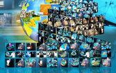 World technology — Stock Photo