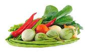 Barevná zelenina — Stock fotografie