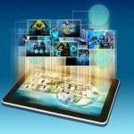 Modern communication technology — Stock Photo #30928297