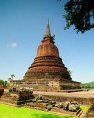 Sukhothai Historical Park, Sukhothai Province, Thailand — 图库照片