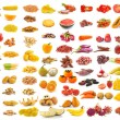 Red yellow food collection — Stock Photo #39917039