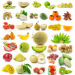 Tropical fruits — Stock Photo #41358483