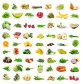 Frukt- och grönsakssektorn — Stockfoto