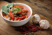 Delicious Thai panang curry — ストック写真