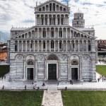 Duomo di Pisa — Stock Photo #34581835