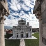 Duomo di Pisa — Stock Photo #34581889