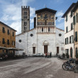 Chiesa di San Frediano — Stock Photo