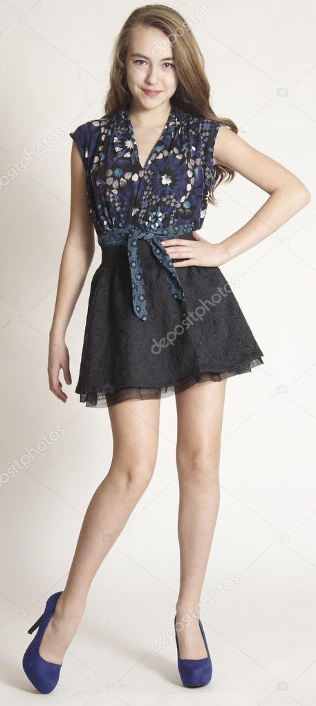 Teen Fashion Model 107