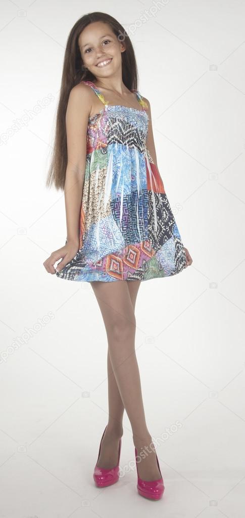 Teen Short Dress 39