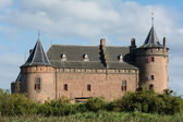 Muiderslot in Muiden — Stock Photo
