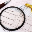 Stock Photo: Focusing on heart diseases and their prevention