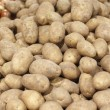 Big potatoes in grocery — Stock Photo #28853829