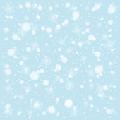 Sfondo invernale. — Vettoriale Stock