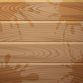 Wood background. — Vettoriale Stock