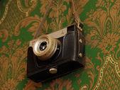старый фотоаппарат — Стоковое фото