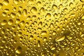 Bier-Tropfen — Stockfoto