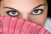 Andalusian woman — Stock Photo